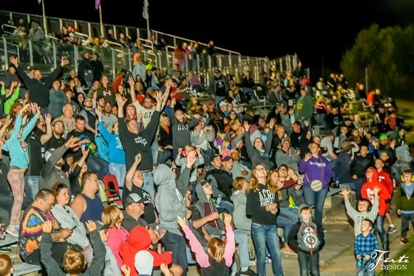 La Crosse Speedway Race Fans