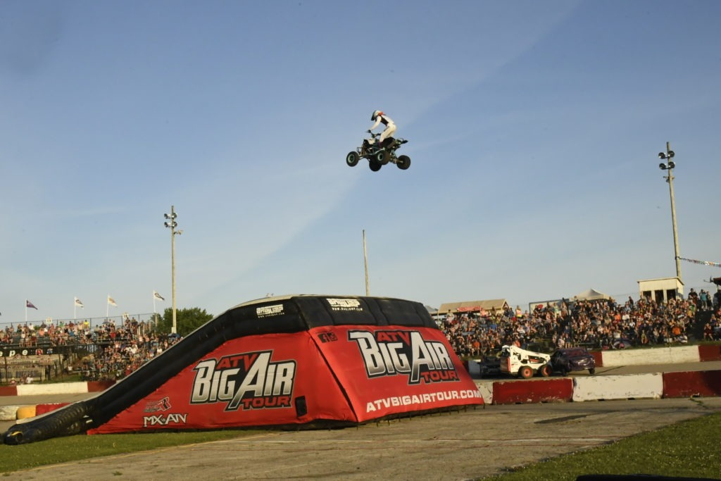 Big Air ATV Image