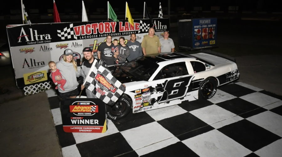 Billy Mohn Victory Lane